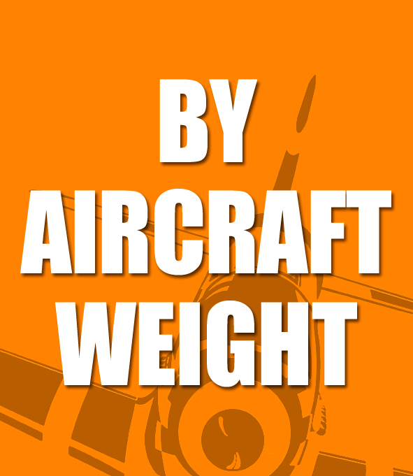 By Aircraft Weight