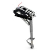 "#150HD9E   Heavy Duty Rotating Electric Retracts 90 deg. 9"" Struts"