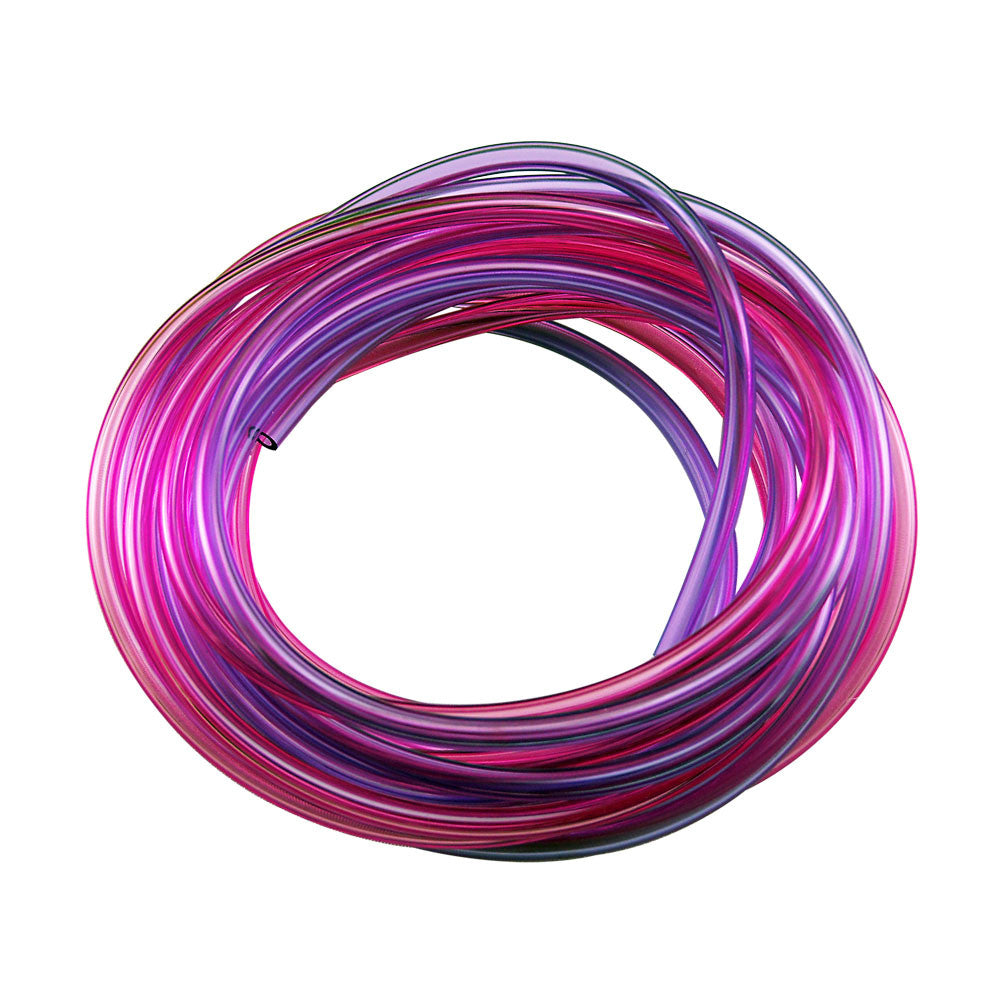 #169   10 ft. Pressure Tubing 5' Red & 5' Purple