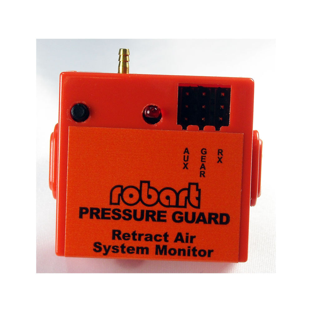 #176   Robart Retract Pressure Guard