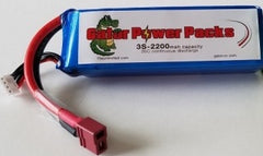 #177B BATTERY FOR ROBART LANDING GEAR