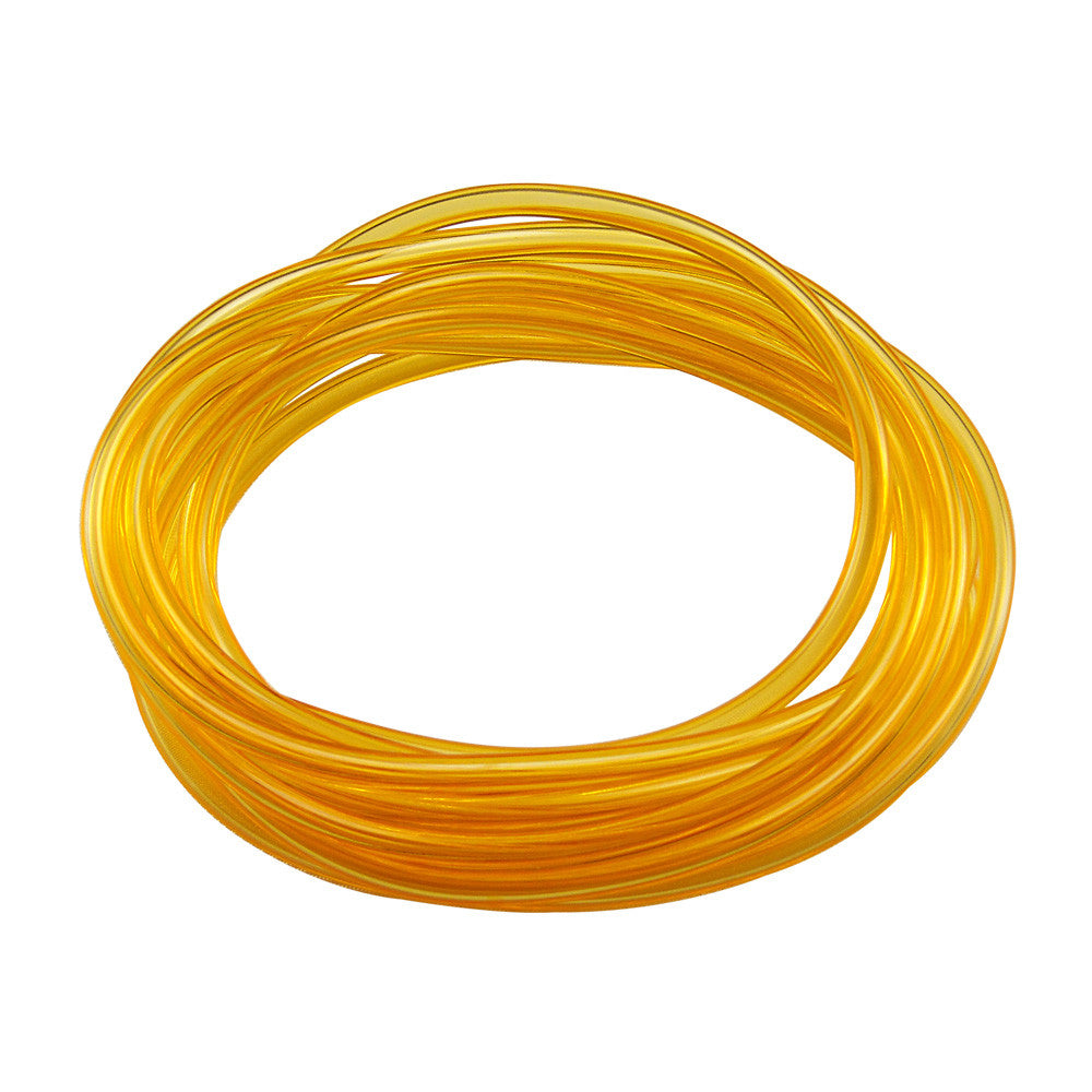 #185   6 ft Pressure Tubing Orange