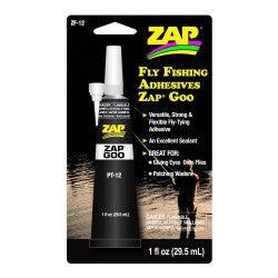 ZF-12 Zap Goo Fly Fishing Adhesives