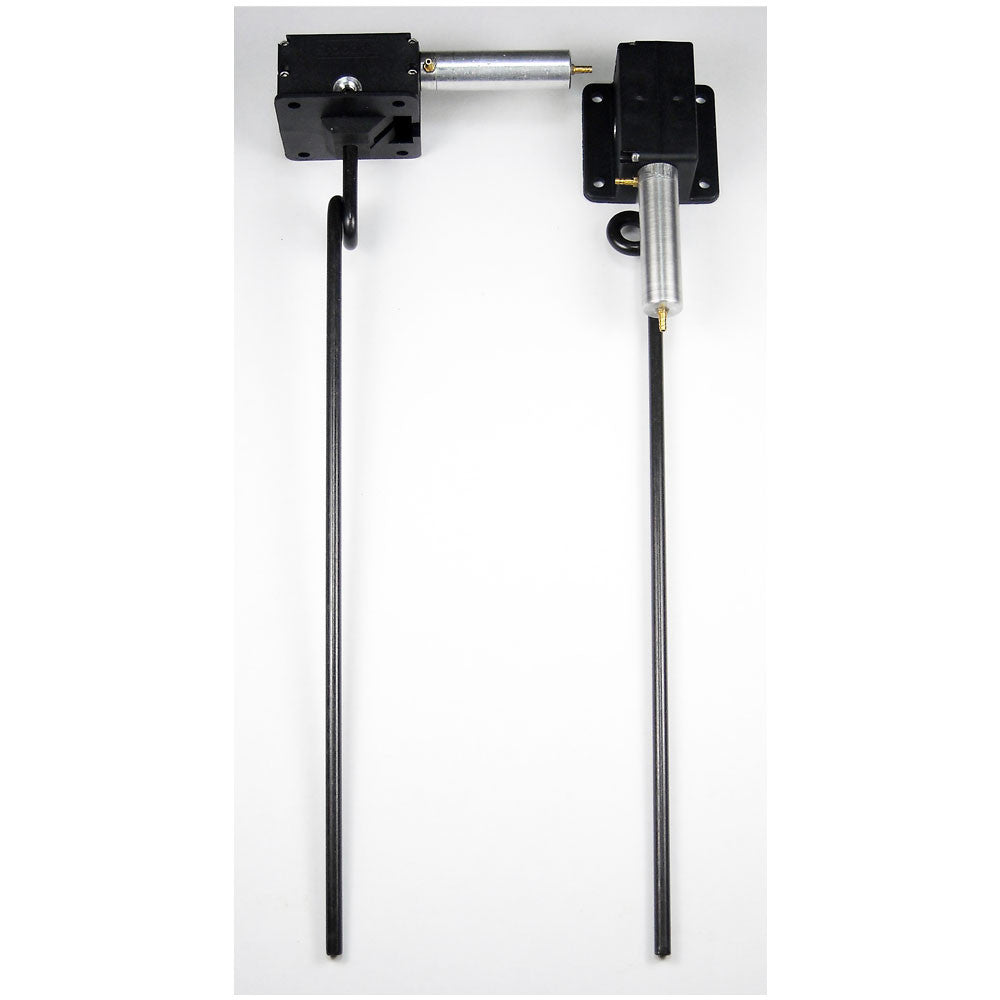 "#605HD   90 deg .45 - .75 Pneumatic Main Retracts 3/16"" Wire"