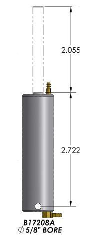 #B17208A   Air Cylinder Assembly