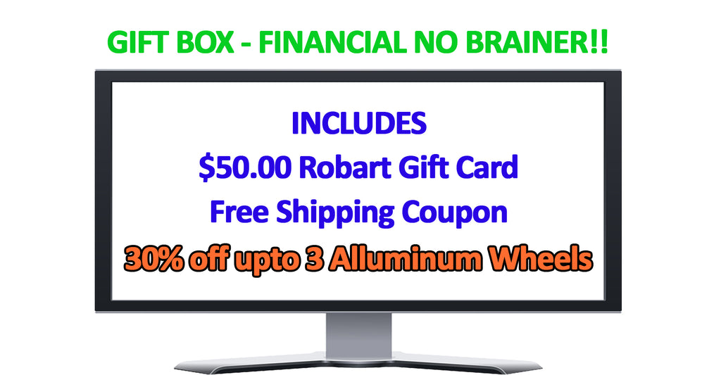 #Gift Box - Financial No Brainer Box