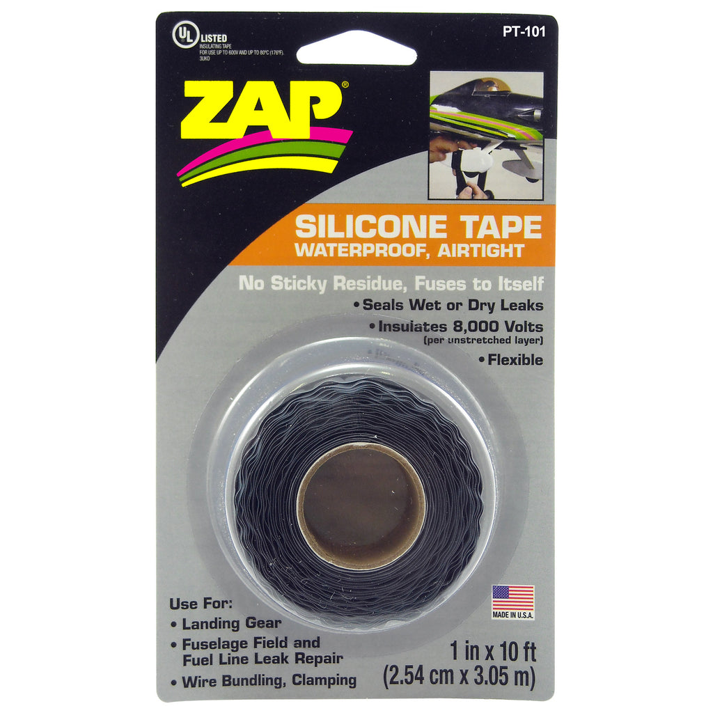 #PT-101 VERY HOT PRICE!!!  Zap Silicone Tape