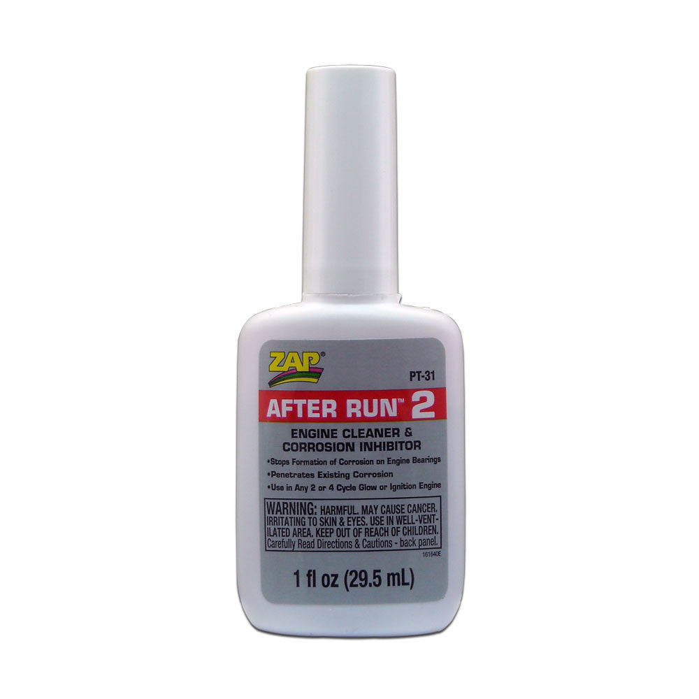 #PT-31   1 oz. After Run Oil