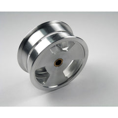 "Replacement Aluminum Hubs 4"" - 6"""