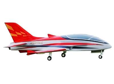 "Top RC Aspire Sport Jet 79"" RED"