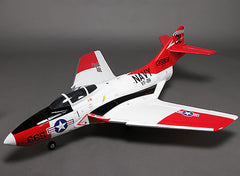 "Top RC F9F Cougar Scale R/C jet 62"" NAVY"