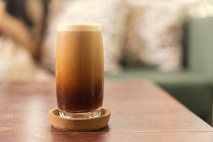 Professional small batch Nitro cold brew coffee at home
