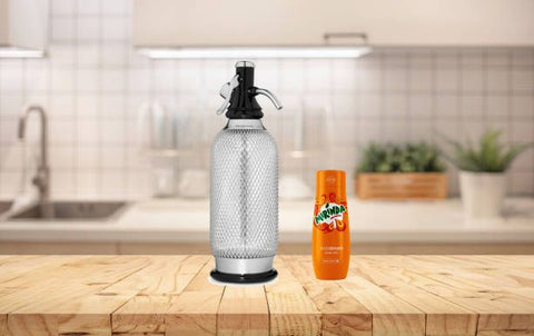 SodaStream Miranda orange syrup