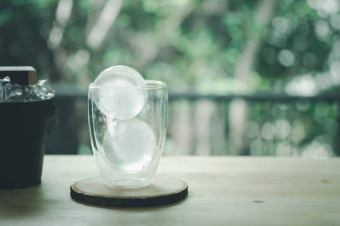 cocktail ice