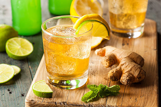 ginger infused gin