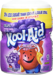 Kool aid purple grape drink mix soda syrup Kool-Aid