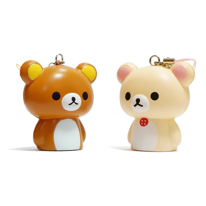 Authentic Licensed San-X Rilakkuma Punyu Puppet Squishy