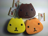 Jumbo Kapibarasan Ice Cream Sandwich Squishy