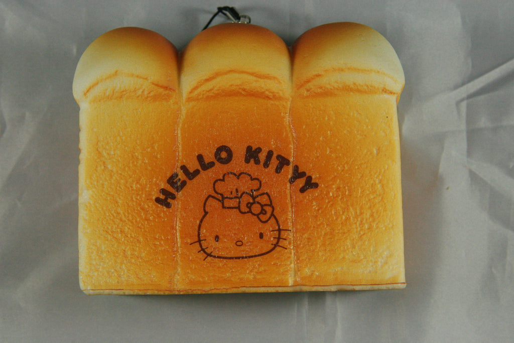 Jumbo Hello Kitty Loaf Squishy