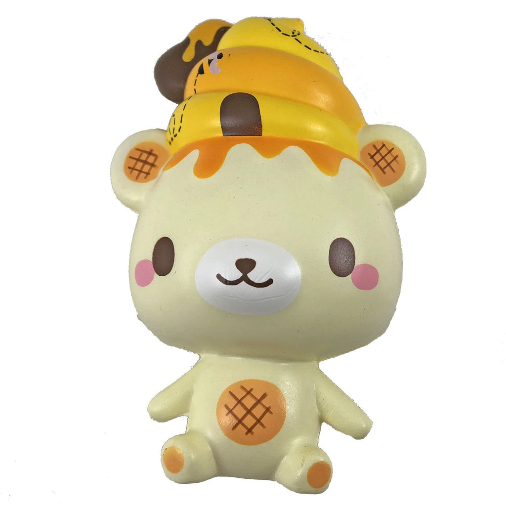 Limited Edition Honey Yummiibear Mascot Squishy