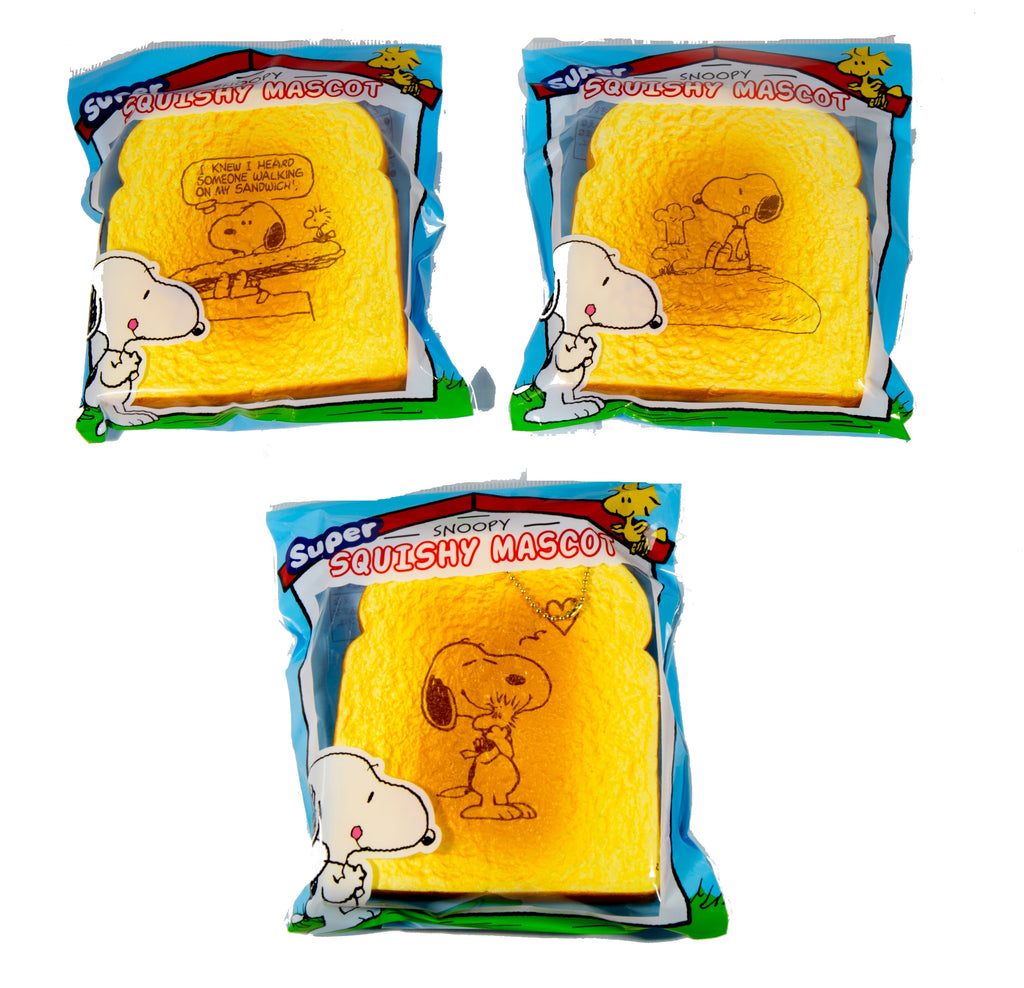 Snoopy Super Squishy Mascot Squishy from NIC
