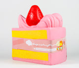 Slow Rising New Brand SquishyFun Scented Strawberry Short Cake With Nice Package