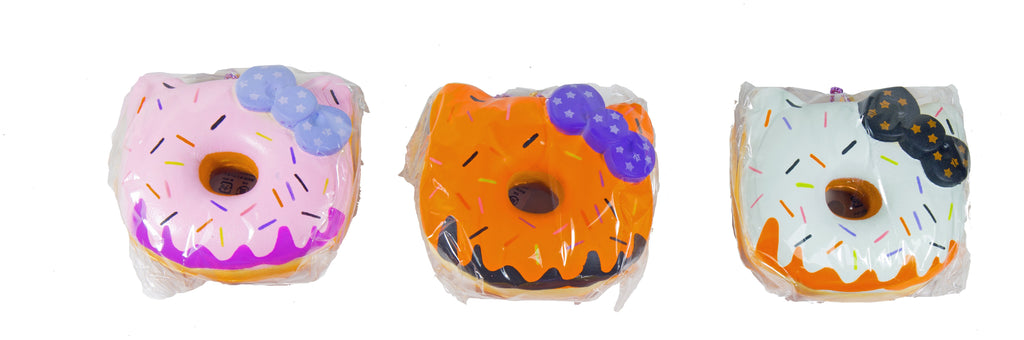 Hello Kitty Halloween Melty Donut Super Squishy by NIC