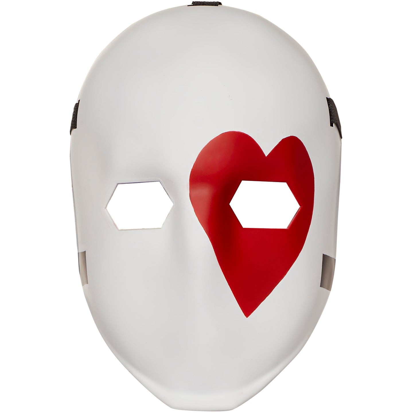 WILD CARD HEART MASK 93764H