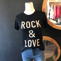 Rock and Love Top