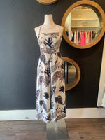 Tammy Tropical Print Jumpsuit