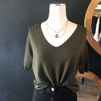 Valerie V-Neck Top