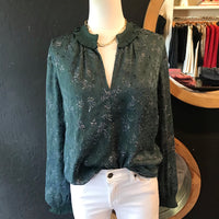 Greta Green Top