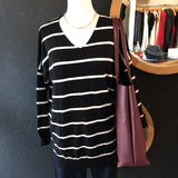 Skylar Stripe Sweater