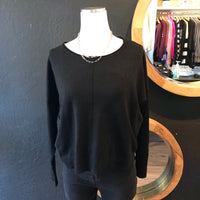 Samantha Scoop Neck Sweater