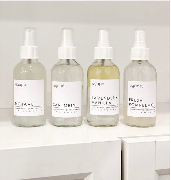 Linen and Room Mists