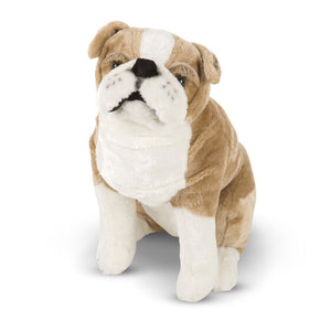 English Bulldog Giant Stuffed Animal