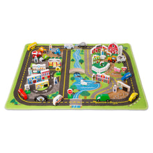 Load image into Gallery viewer, Deluxe Road Rug Play Set