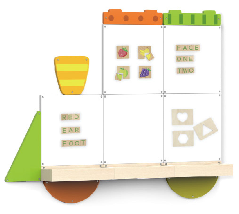 Magnetic Board - Tractor (available in July 2020)