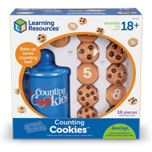 Load image into Gallery viewer, Smart Snacks® Counting Cookies™