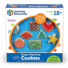 Load image into Gallery viewer, Smart Snacks® Shape Matching Cookies