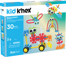 Load image into Gallery viewer, Kid K'NEX Build a Bunch Set