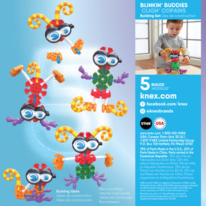 Kid K'NEX Blinkin' Buddies