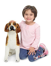 Load image into Gallery viewer, Beagle Giant Stuffed Animal
