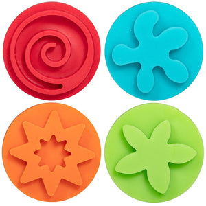 Ready2Learn™ Easy Grip Pattern Stampers (Set of 4)