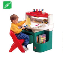 Load image into Gallery viewer, Lerado - Happy Learning Desk and Chair Set
