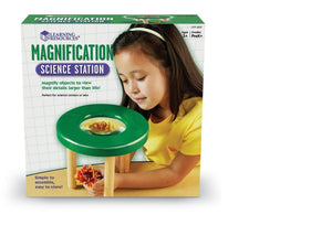 Magnification Science Station