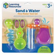 Load image into Gallery viewer, Sand & Water Fine Motor Tool Set