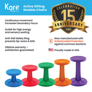 "Kore Pre-School Wobble Chair (12"")"