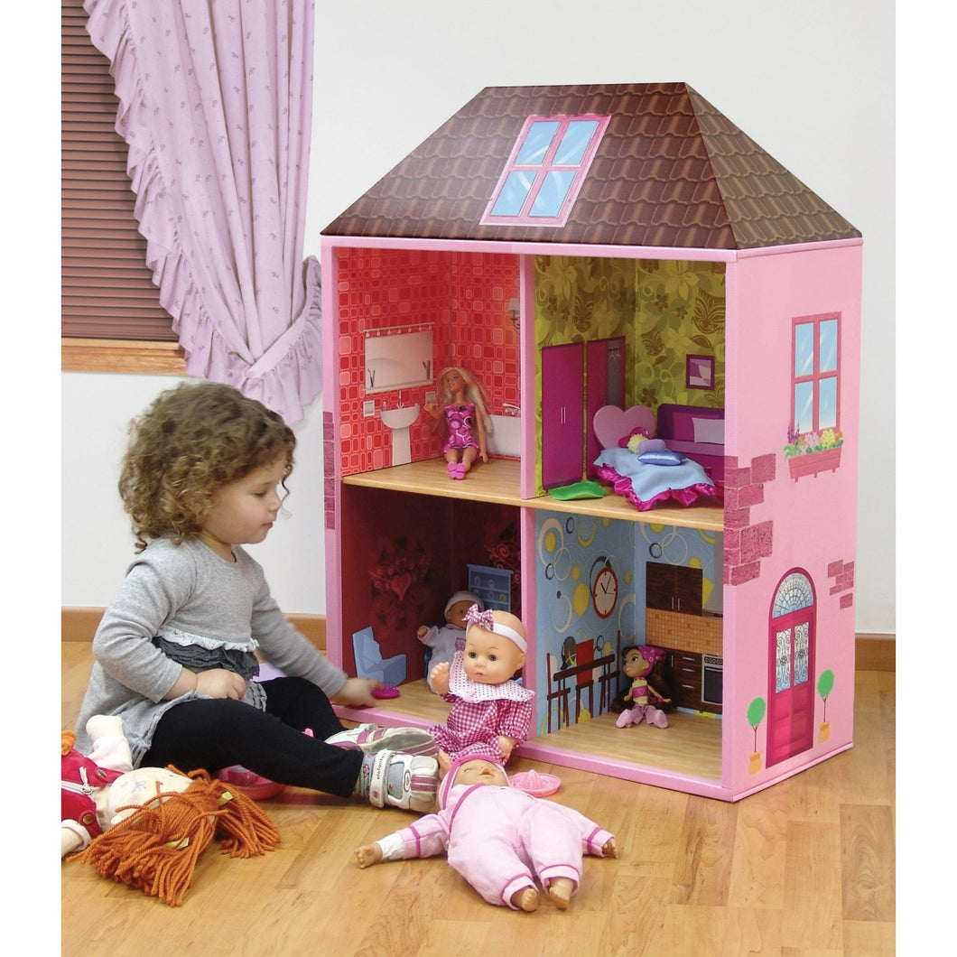 KROOOM Dolls House - Bookcase