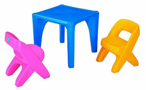 Lerado Happy Learning - Kids Table with Chair